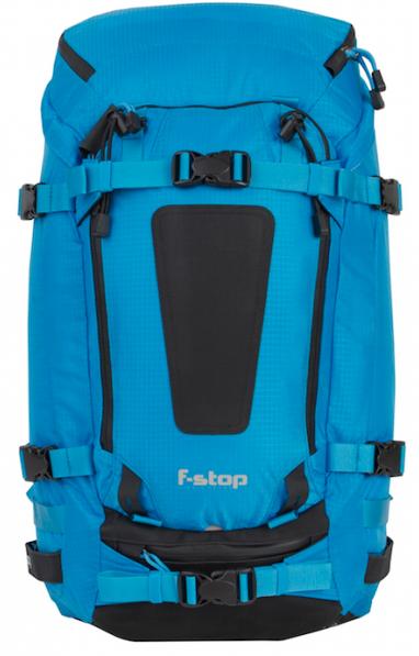 F-STOP Tilopa V2 - fotobatoh modrý bez polstrované výplně