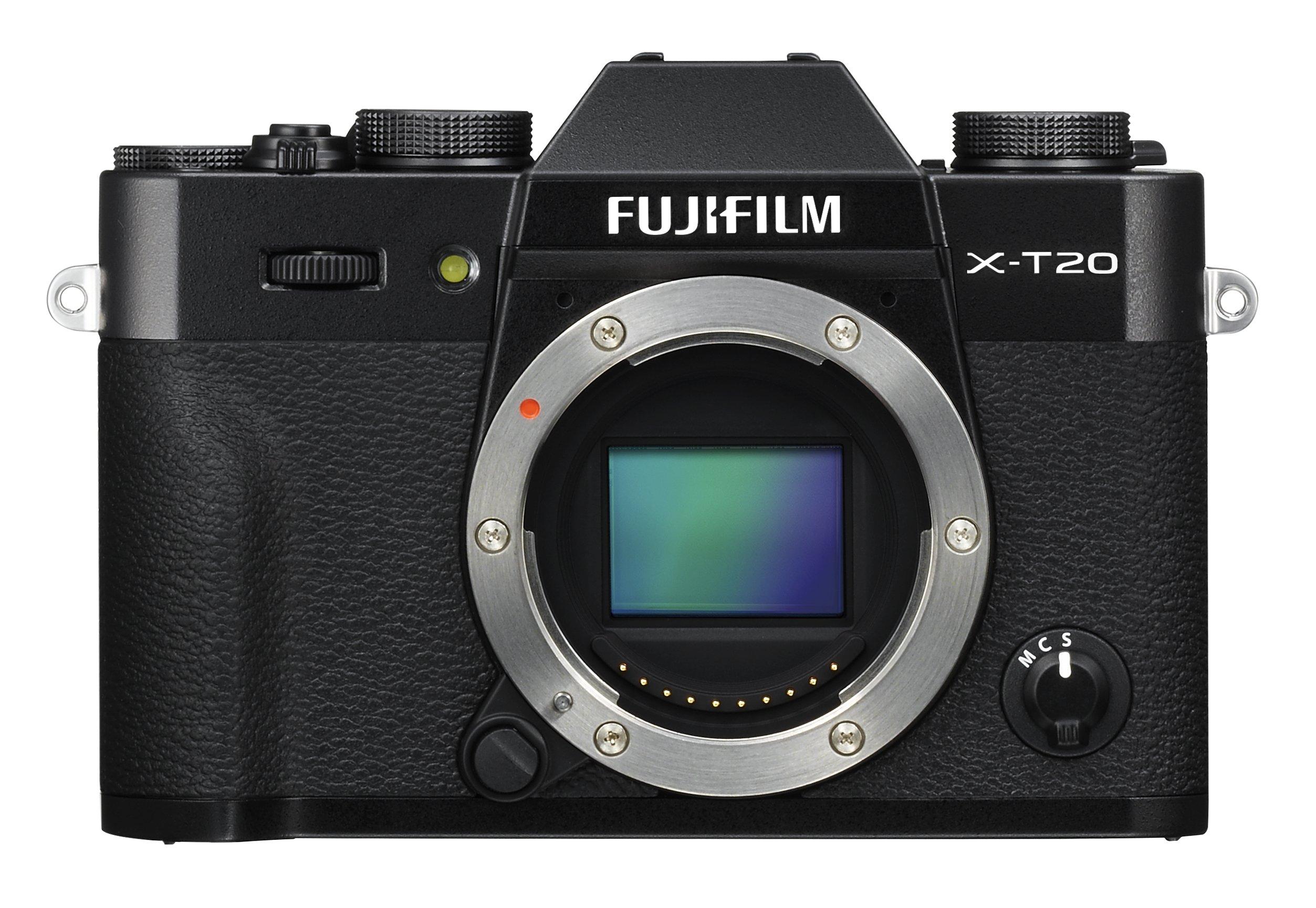 FUJIFILM X-T20 černý