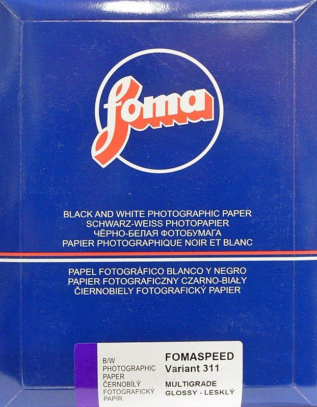 FOMASPEED 311 VARIANT 40x50/10 ks