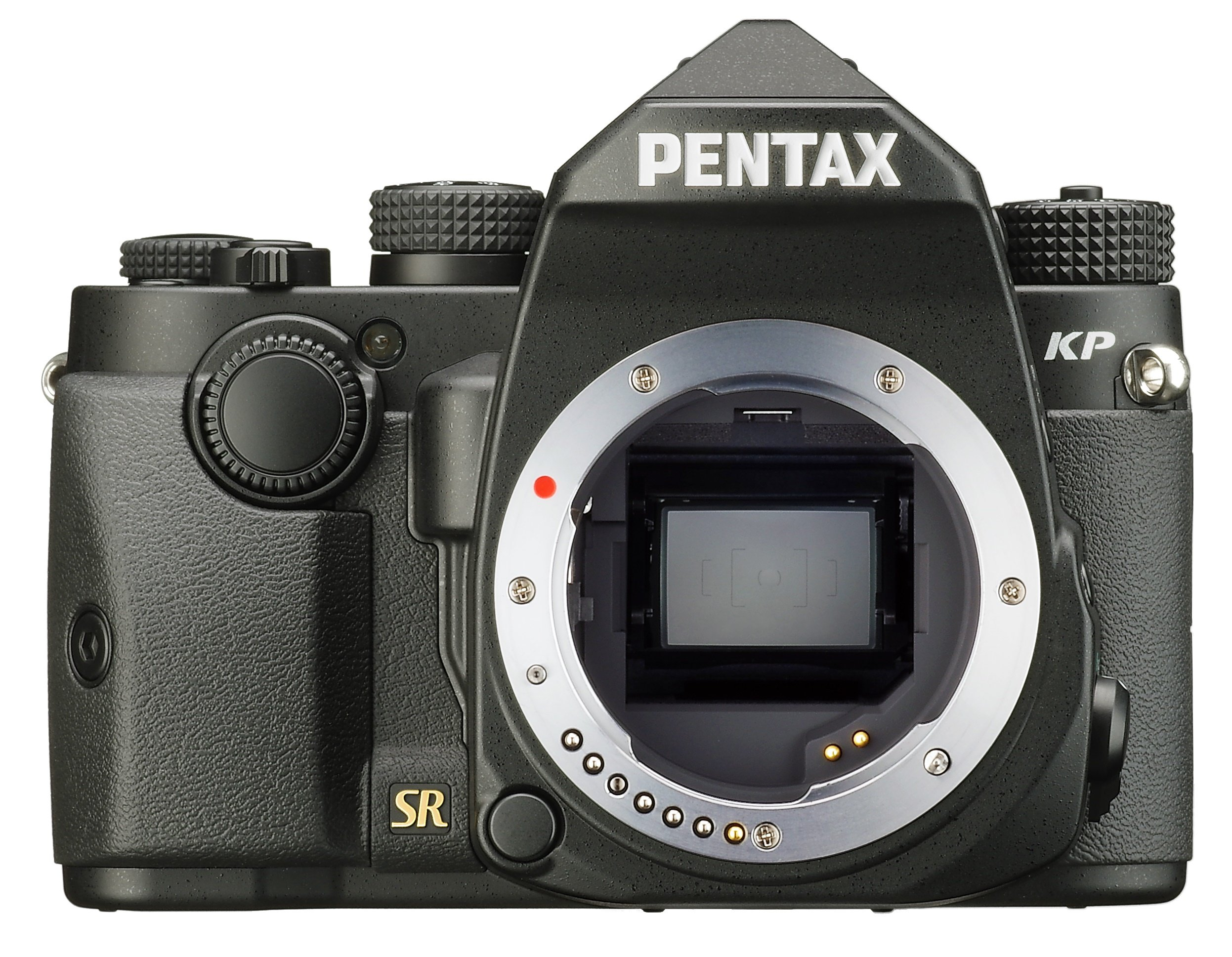 PENTAX KP černý - tělo + 35 mm f/2,4 zdarma