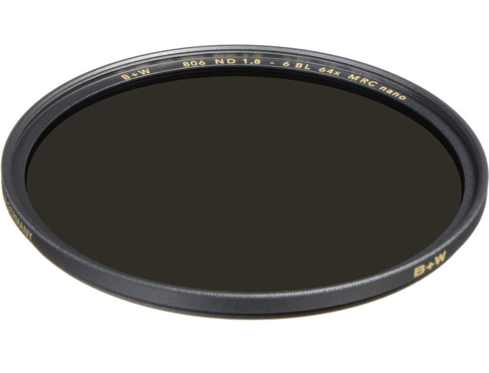 B+W filtr 806 ND 1.8 MRC nano XS PRO Digital 58 mm