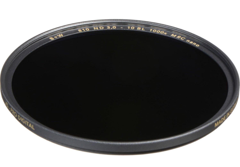 B+W filtr 810 ND 3.0 MRC nano XS PRO Digital 58 mm