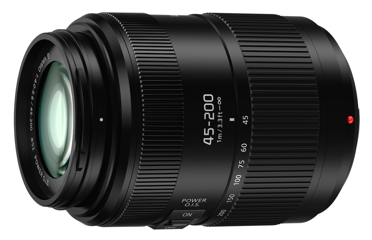PANASONIC 45-200 mm f/4,0-5,6 II Power O.I.S