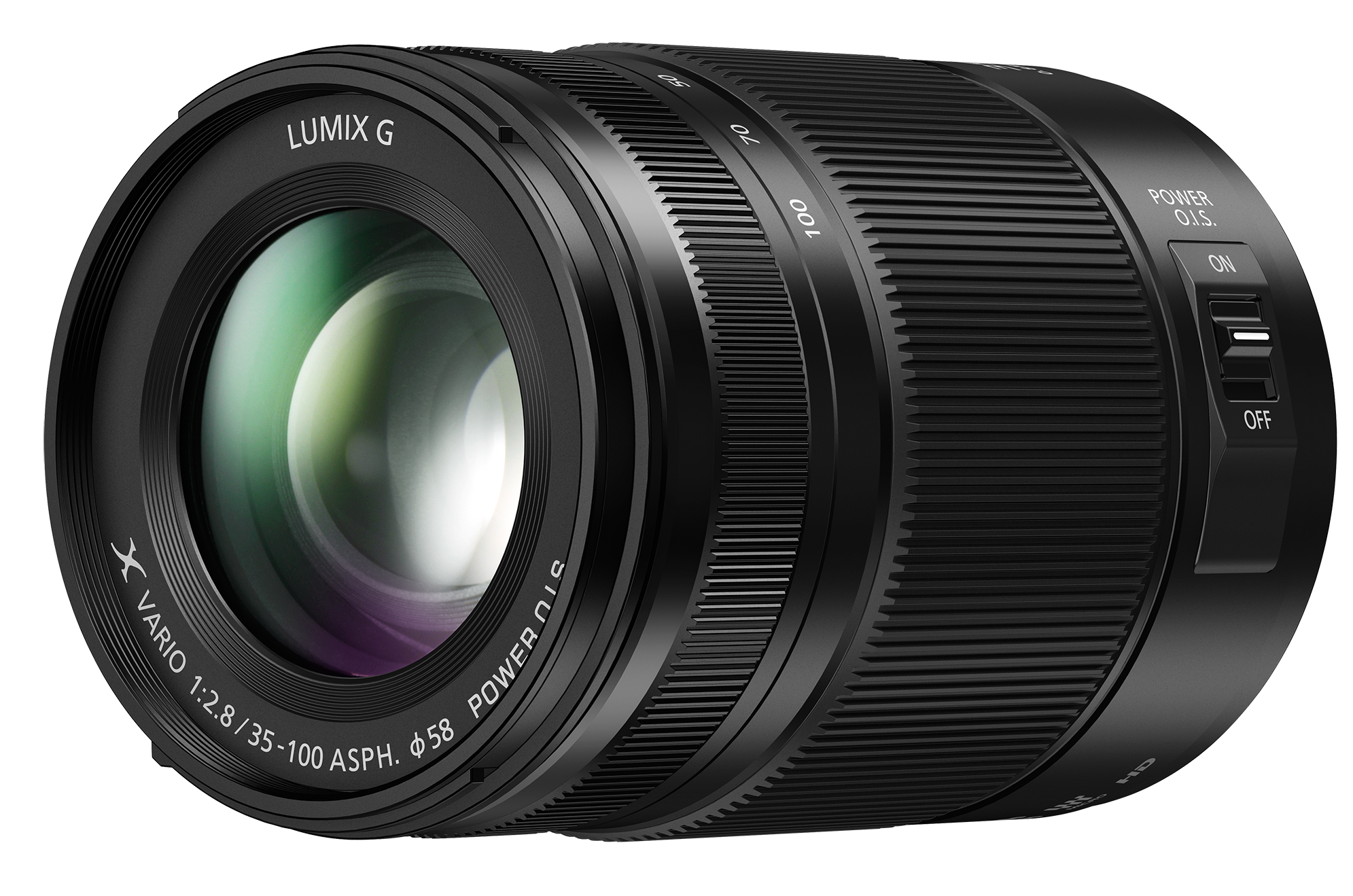 PANASONIC 35-100 mm f/2,8 II Power O.I.S