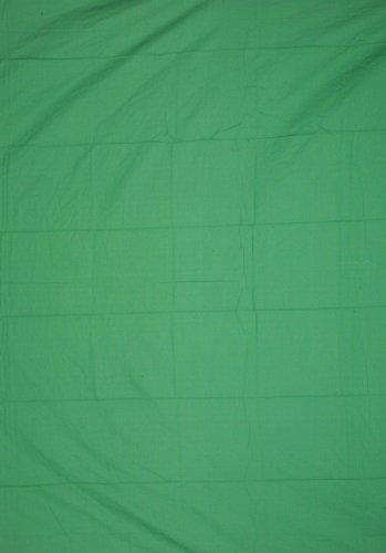 FOMEI textilní pozadí 2,7x7m Chromagreen/Zelená