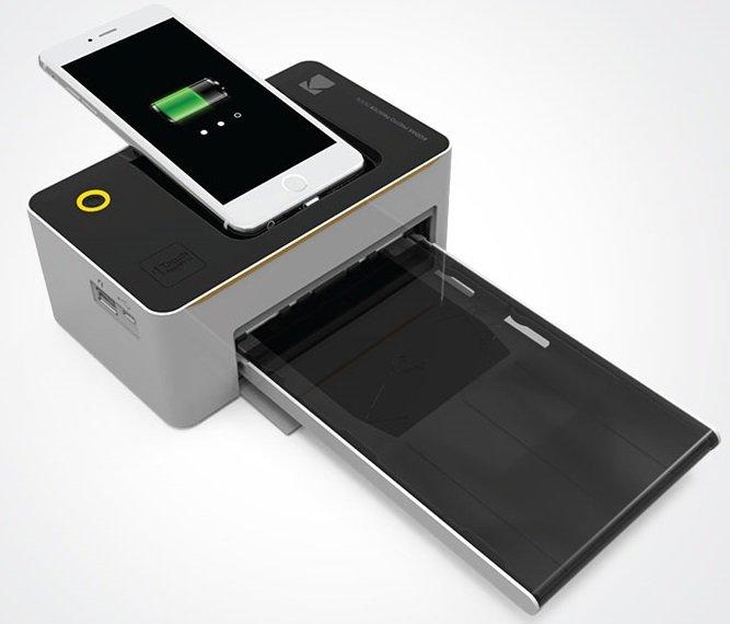 KODAK tiskárna PD-450 Wi-Fi pro chytré telefony