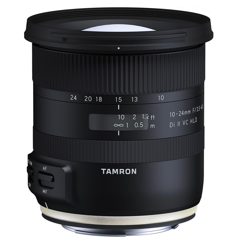 TAMRON 10-24 mm f/3,5-4,5 Di II VC HLD pro Nikon