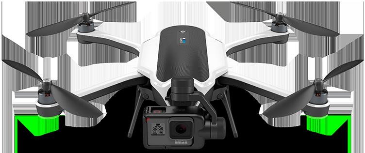 GOPRO Karma - Dron včetně kamery HERO5 Black
