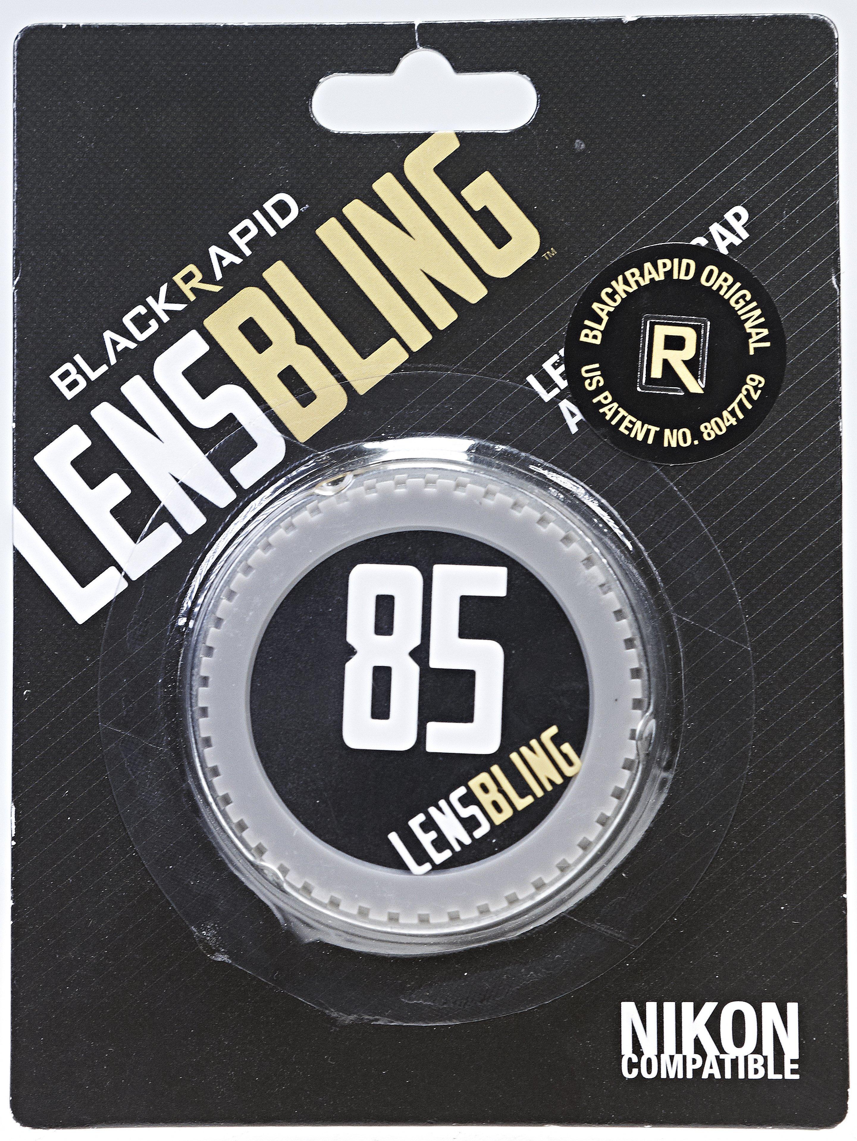BLACKRAPID krytka objektivu zadní pro Nikon 85 mm
