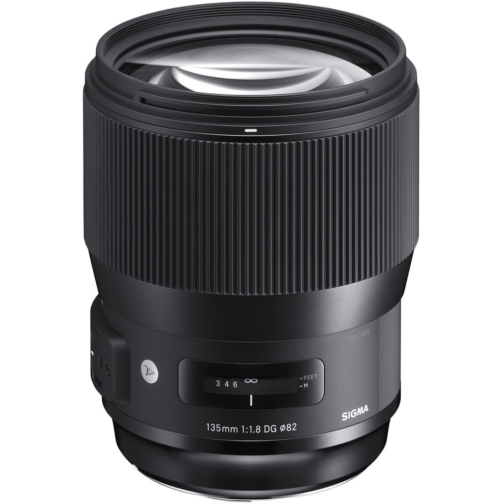 SIGMA 135 mm f/1,8 DG HSM Art pro Canon EOS