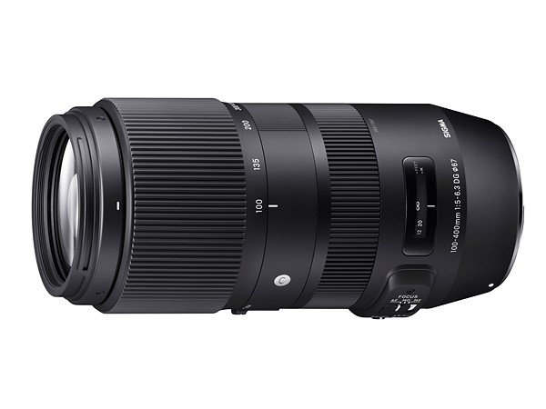 SIGMA 100-400 mm f/5-6,3 DG OS HSM Contemporary pro Canon