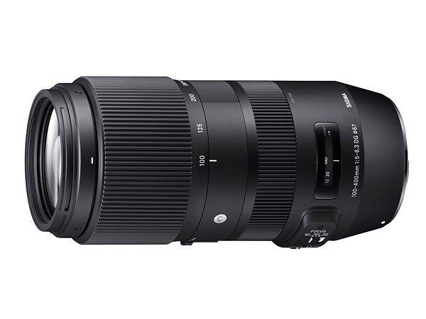 SIGMA 100-400 mm f/5-6,3 DG OS HSM Contemporary pro Sigmu