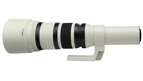 STARLENS 500 mm f/6,3 pro Olympus/Panasonic MFT