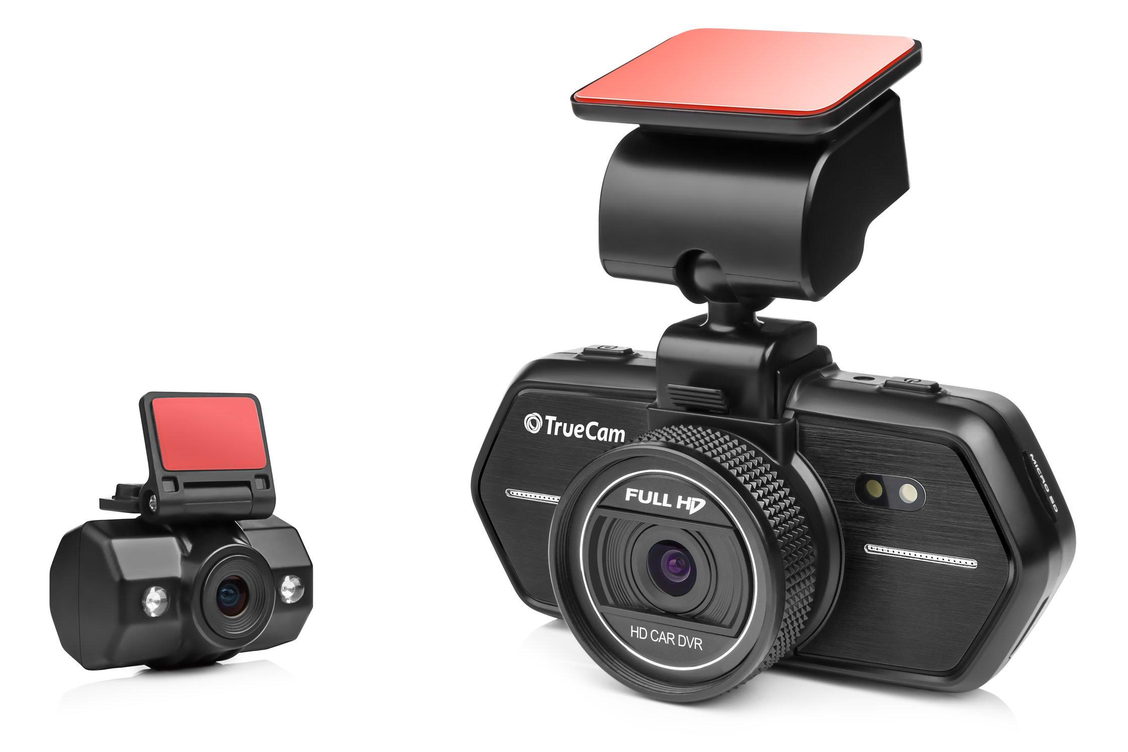 TRUECAM A6 - kamera do auta