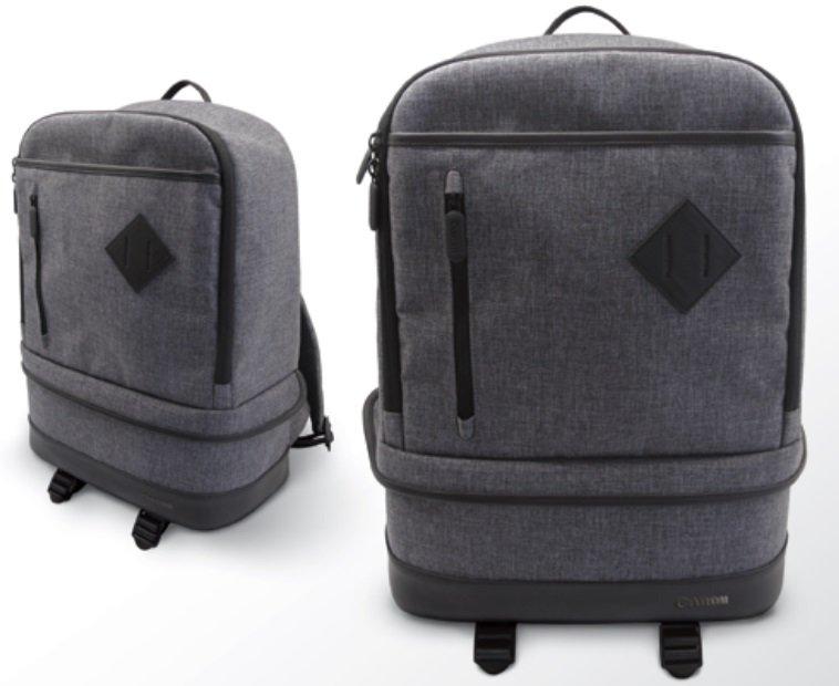 CANON Street Backpack - CB-BP11 černá
