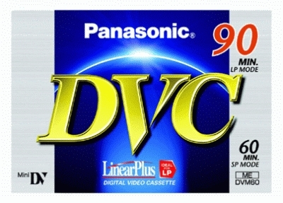 PANASONIC AY-DVM 60FF