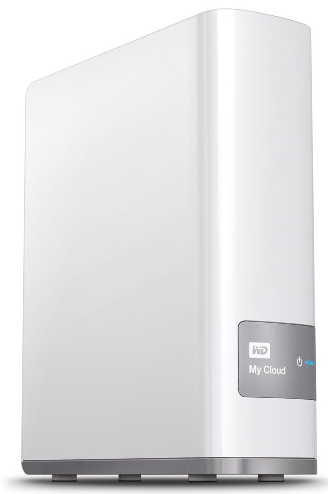 WD MY CLOUD 2TB NAS USB 3.0 2xDualCore CPU