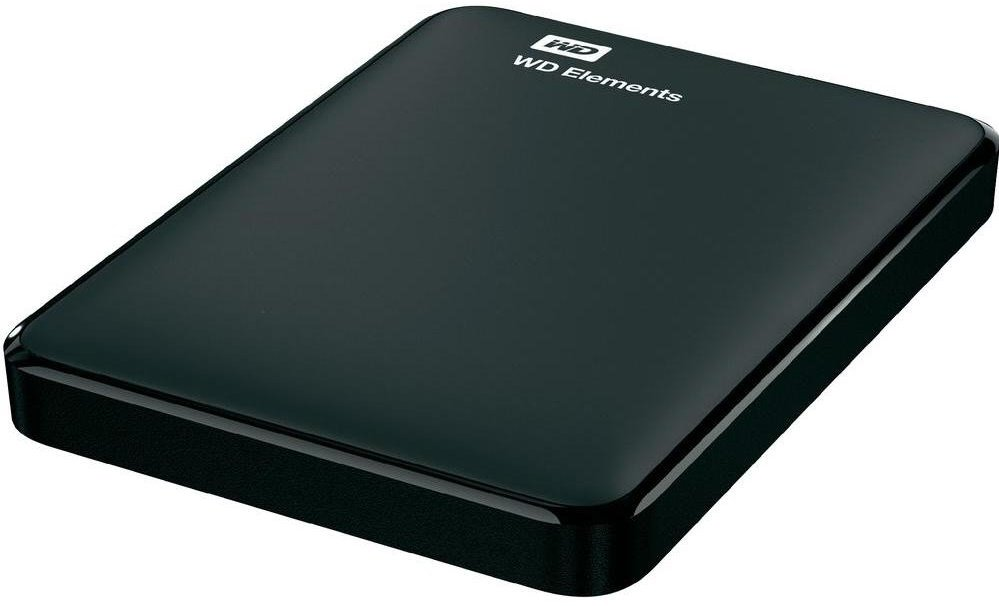 WD Elements Portable 1TB USB USB3.0, černý