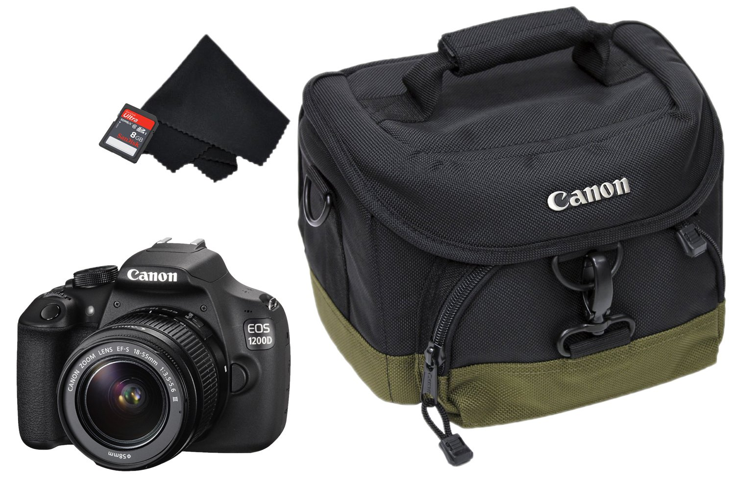 CANON EOS 1200D + EF-S 18-55 III DC Value Up kit