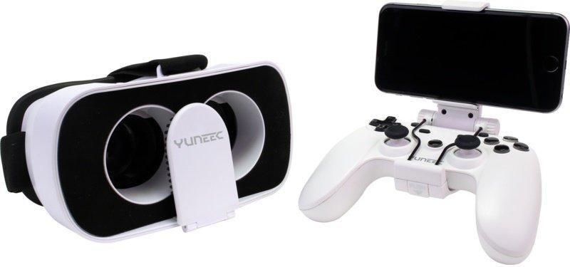YUNEEC Ovladač + FPV Headset pro Breeze