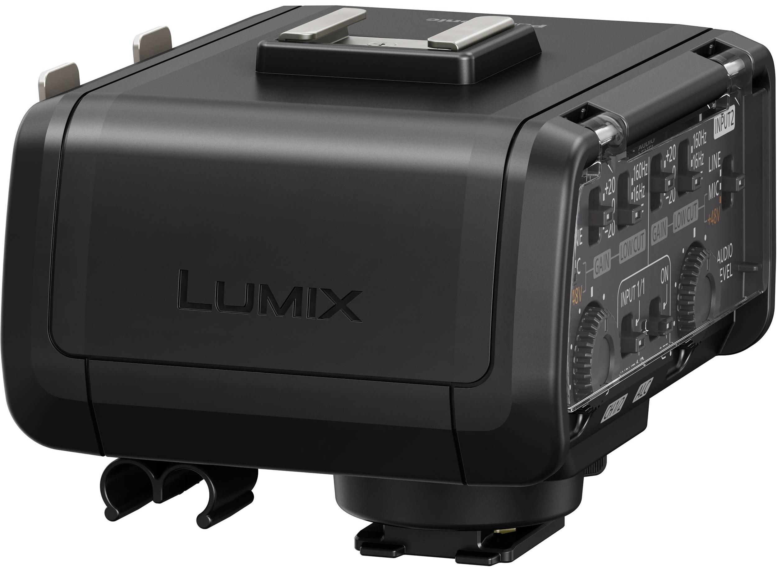 PANASONIC DMW-XLR1 adapter pro XLR vstupy