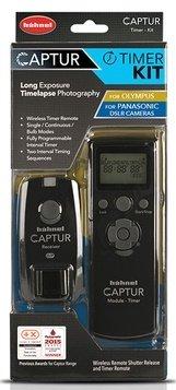 HAHNEL Captur Timer Kit rádiová spoušť s časosběrem pro Olympus/Panasonic