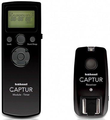 HAHNEL Captur Timer Kit rádiová spoušť s časosběrem pro Sony