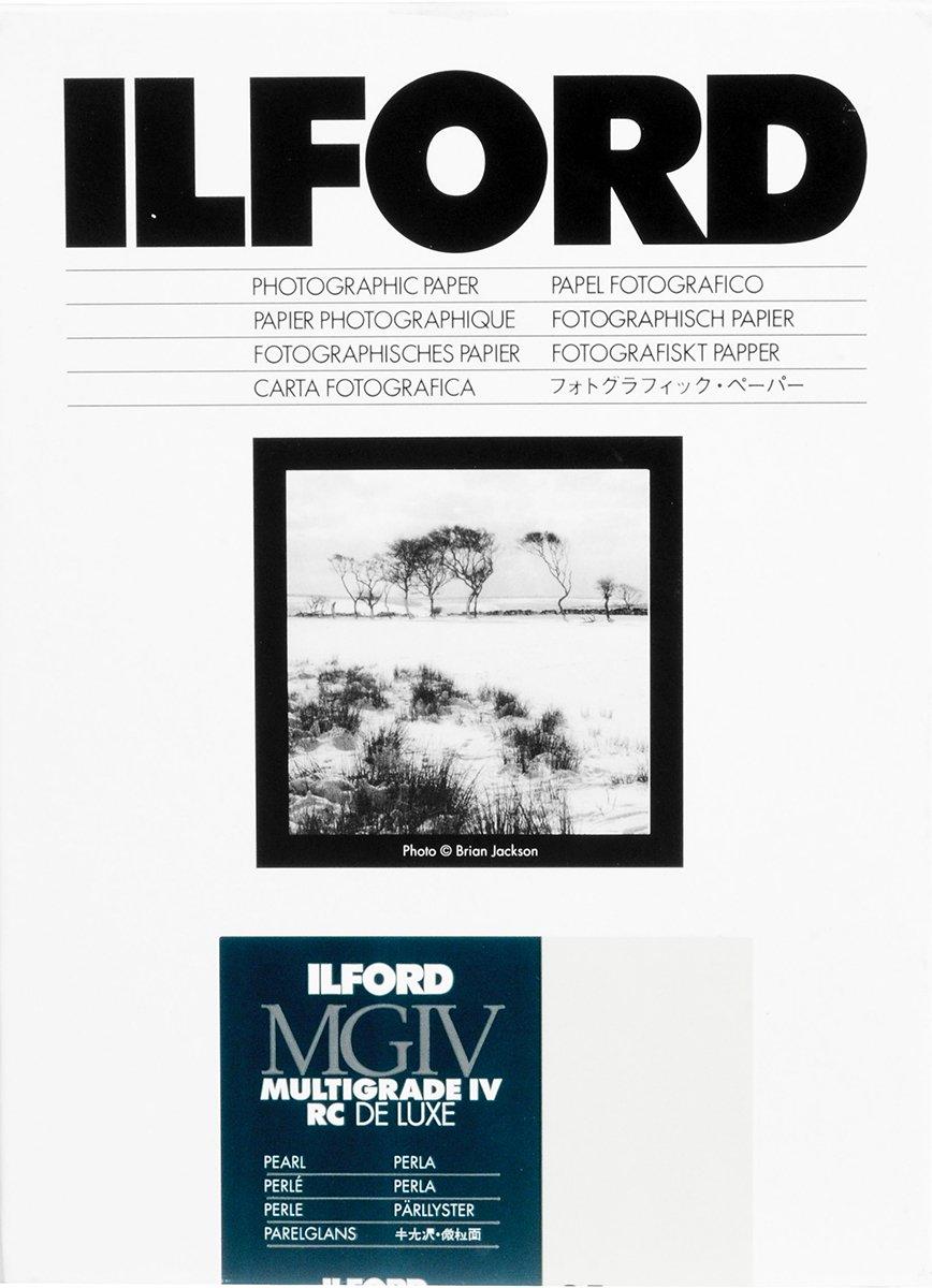 ILFORD MG RC DE LUXE 13x18/100 44M perleť