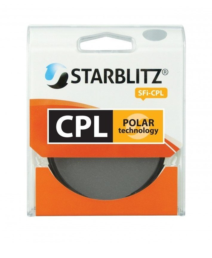 STARBLITZ filtr polarizační 39 mm
