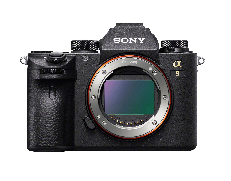 SONY Alpha A9 tělo + redukce MC-11 na Canon objektivy