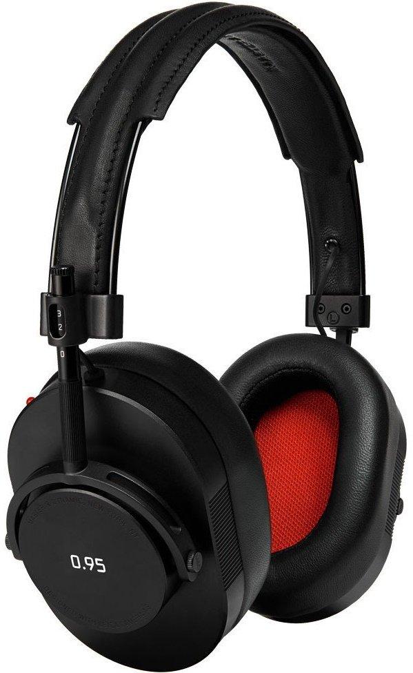 MASTER & DYNAMIC sluchátka MH40 - edice Leica 0.95