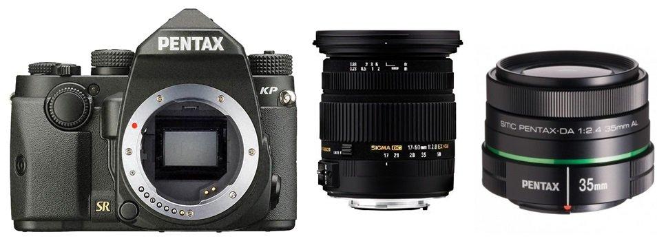 PENTAX K-70 + SIGMA 17-50 mm