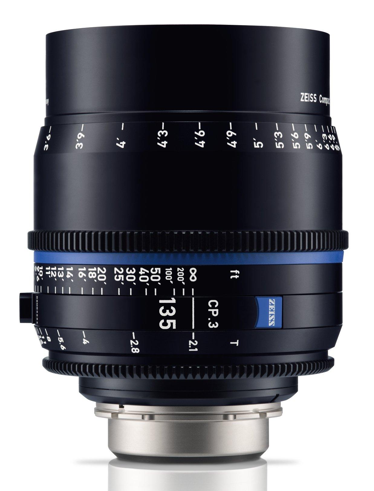 ZEISS CP.3 135 mm T2,1 Sonnar T* MFT-mount