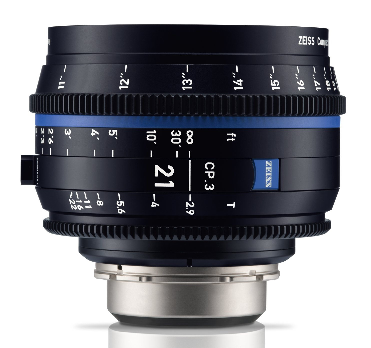 ZEISS CP.3 21 mm T2,9 Distagon T* F-mount