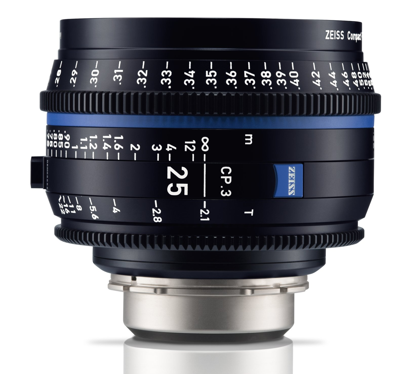 ZEISS CP.3 25 mm T2,1 Distagon T* PL-mount