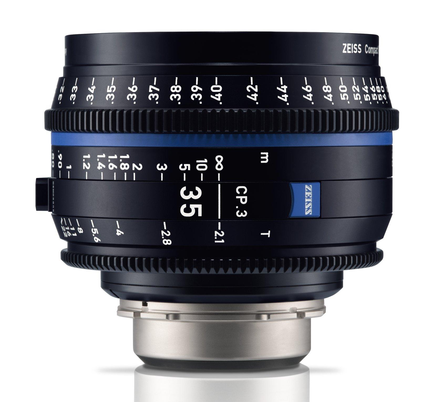 ZEISS CP.3 35 mm T2,1 Distagon T* EF-mount
