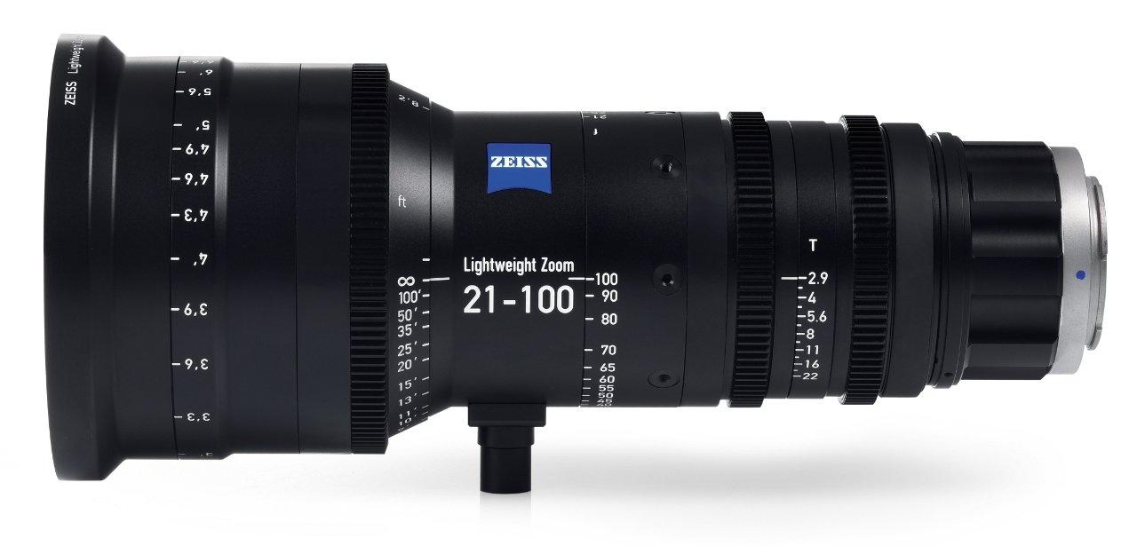 ZEISS LWZ.3 21-100 mm T2,9-3,9 EF-mount