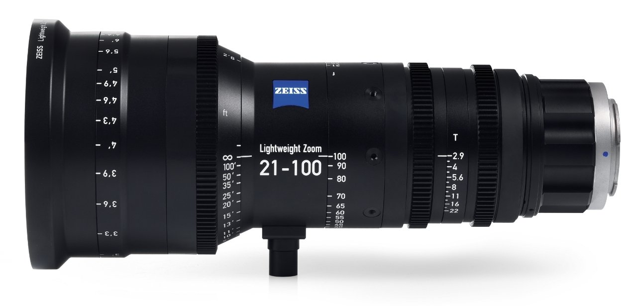 ZEISS LWZ.3 21-100 mm T2,9-3,9 MFT-mount