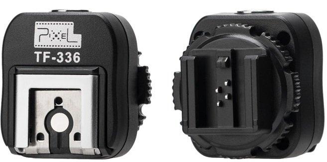 PIXEL TF-336 adaptér patice blesku Sony MIS na tělo Sony se starší patící
