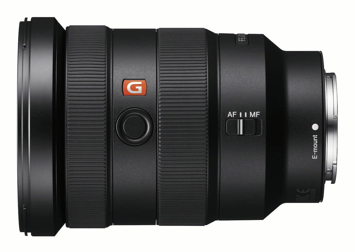 SONY FE 16-35 mm f/2,8 GM pro bajonet E full frame