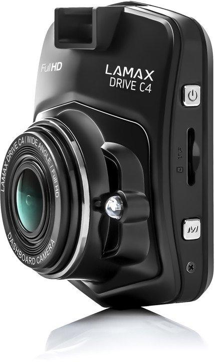 LAMAX DRIVE C4- kamera do auta