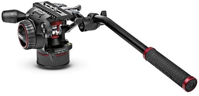 MANFROTTO MVHN8AH, NITROTECH N8 fluidní video hlava