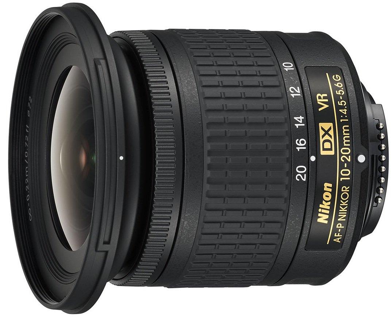 NIKON 10-20mm f/4.5-5.6G VR AF-P DX
