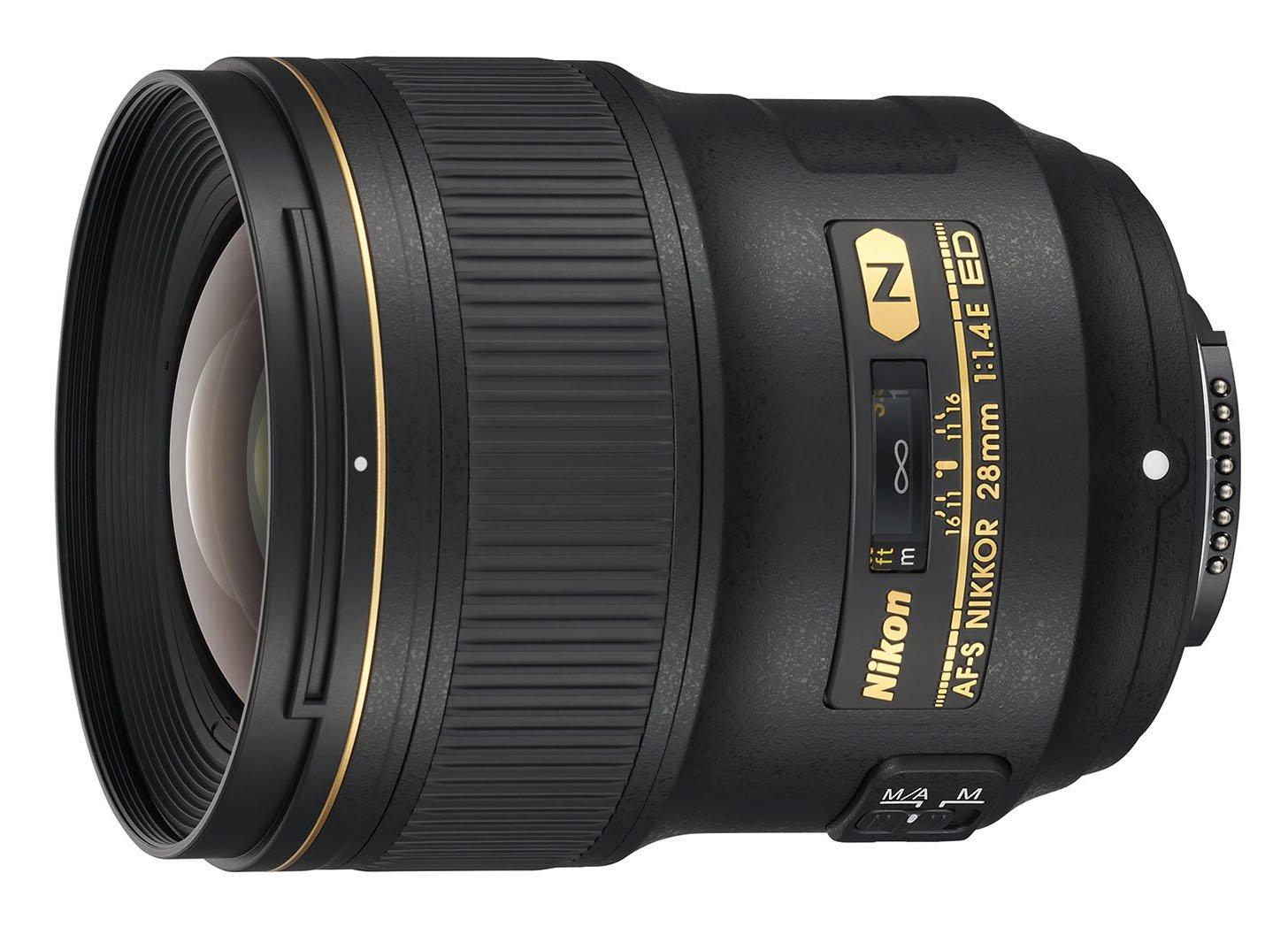 NIKON 28 mm f/1,4E ED AF-S