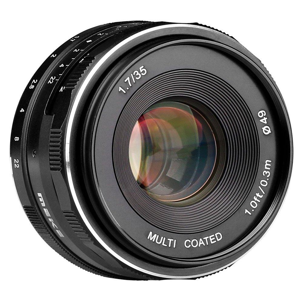 MEIKE 50 mm f/2 MC pro Nikon 1
