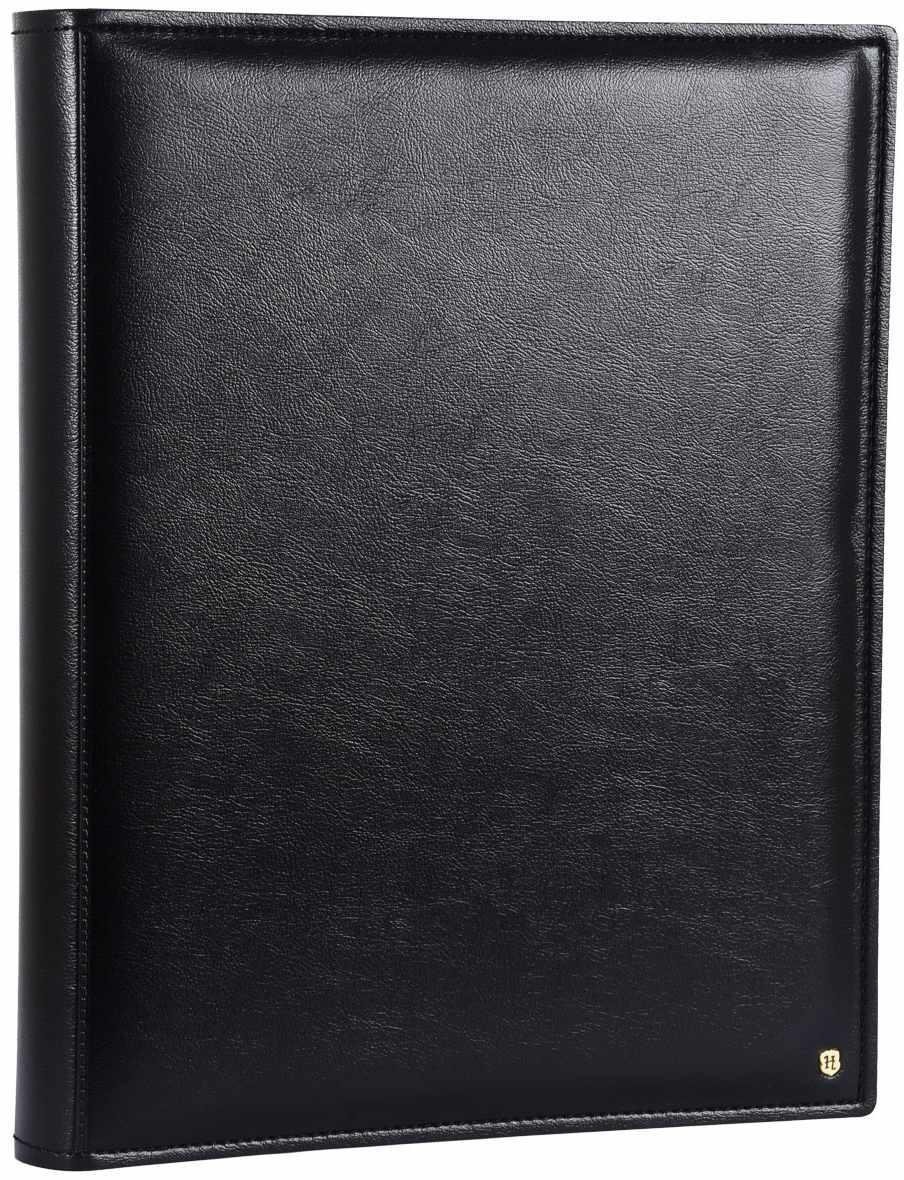 HENZO GRAND CARA klasické/80 bílých stran, 34,5x43, černé