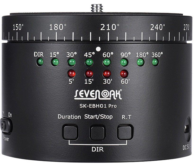 SEVENOAK SK-EBH01 elektronická panoramatická hlava