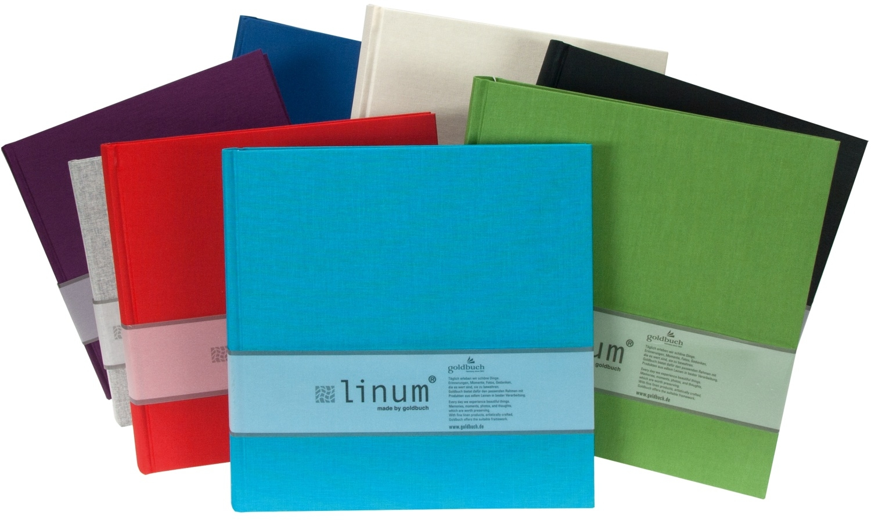 GOLDBUCH LINUM 10x15/300, popis, mix.barev