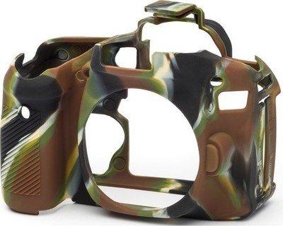 EASYCOVER silikonové pouzdro pro Canon EOS 760D camouflage