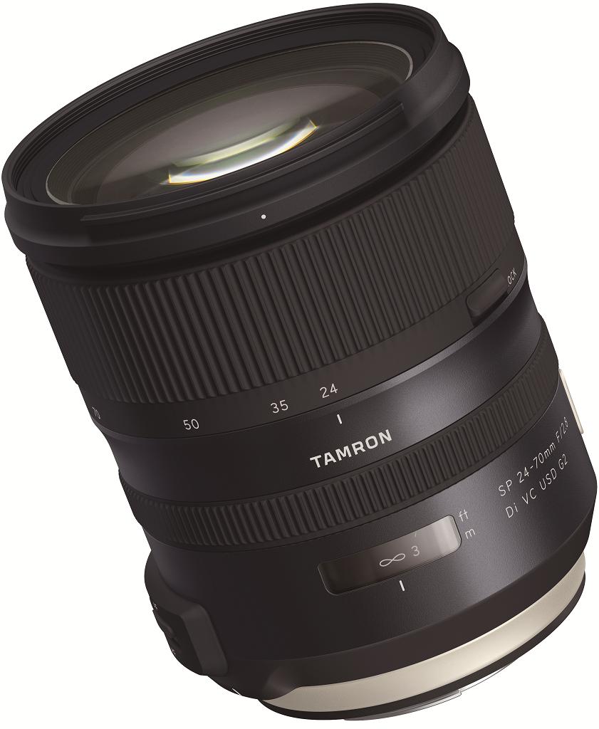 TAMRON 24-70 mm f/2,8 SP Di VC USD G2 pro Canon